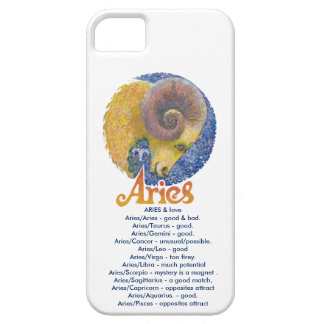 Aries - Zodiac Phone case