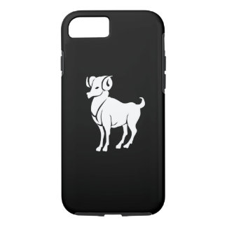 Aries Zodiac Pictogram iPhone 7 Case