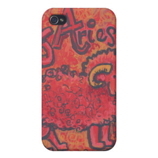 Aries, Zodiac Products iPhone 4/4S Cases