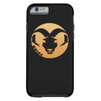 Aries Zodiac Sign Tough iPhone 6 Case