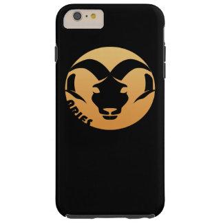 Aries Zodiac Sign Tough iPhone 6 Plus Case