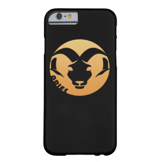 Aries Zodiac Sign Barely There iPhone 6 Case