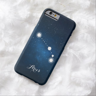 Aries Zodiac Sign Constellation Barely There iPhone 6 Case
