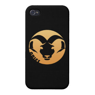 Aries Zodiac Sign iPhone 4 Covers