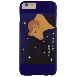 Aries zodiac sign iPhone / iPad case