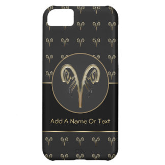Aries Zodiac Sign Personalized Case For iPhone 5C