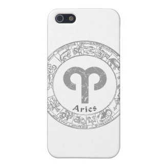 Aries Zodiac sign vintage iPhone 5 Cover