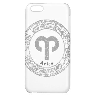 Aries Zodiac sign vintage Cover For iPhone 5C