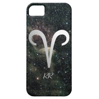 Aries Zodiac Star Sign On Universe iPhone 5 Case