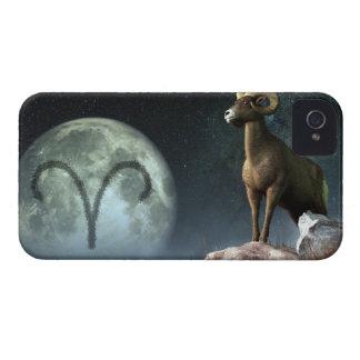 Aries Zodiac Symbol Blackberry Bold Cases