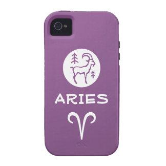 ARIES ZODIAC Symbol iPhone 4/4S Cover