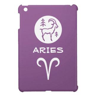 ARIES ZODIAC Symbol iPad Mini Cases