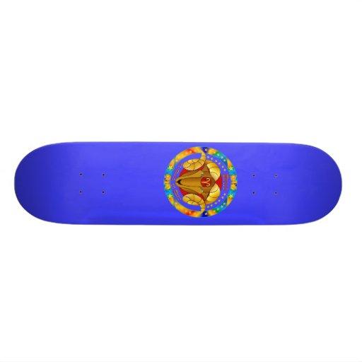 Aries Zodiac-V-1 Set-1 Skate Boards