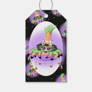 ARIETTE HALLOWEEN CARTOON GIFT TAG MATTE