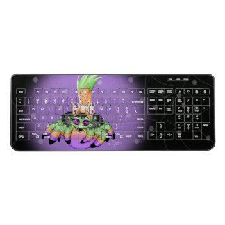 ARIETTE HALLOWEEN CUTE Custom Wireless Keyboard