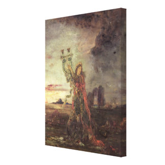 Arion, 1891 gallery wrap canvas