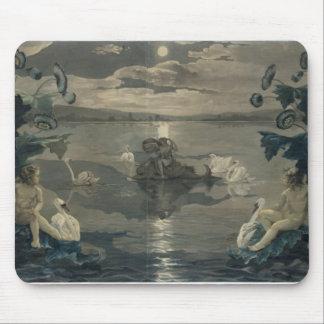Arion's Sea Journey, 1809 Mouse Mat