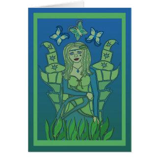 Aris Fairy Greeting Card