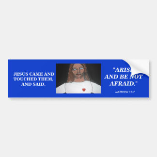 """ARISE"" BUMPER STICKER"