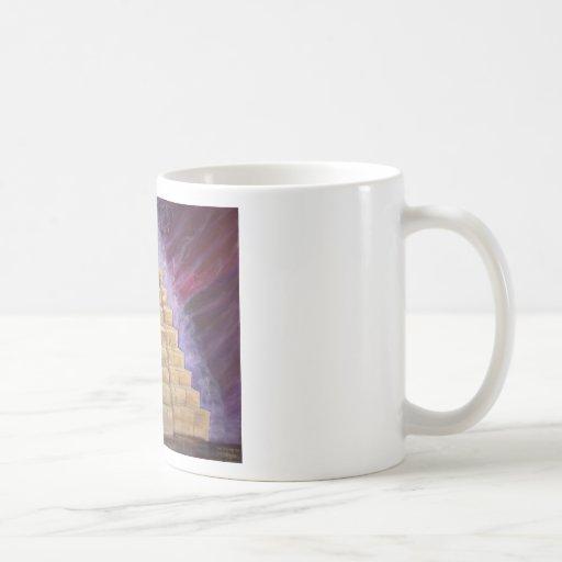 Arist with OM - Deb Graves Mugs