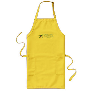 Aristophanes Wine Quote Aprons