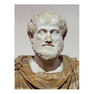 aristotle postcard