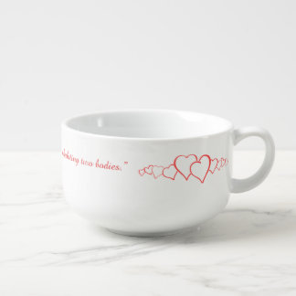 Aristotle Soup Mug