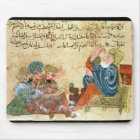 Aristotle teaching mouse mat
