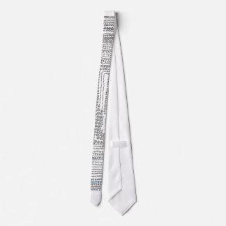 Arithmetic Mandara monotone necktie