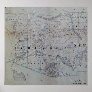 Arizona:1866 Poster