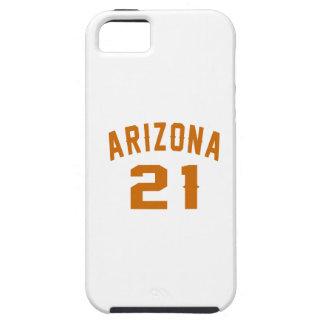 Arizona 21 Birthday Designs iPhone 5 Covers