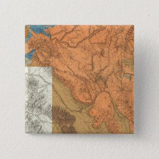 Arizona 2 15 cm square badge