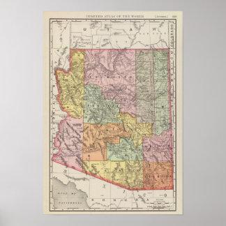 Arizona 4 poster