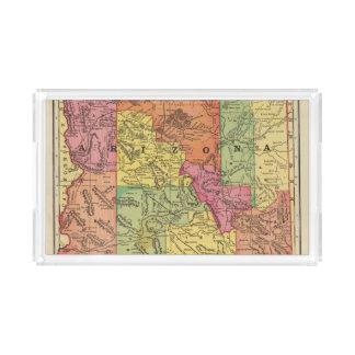 Arizona 6 acrylic tray