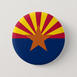Arizona 6 Cm Round Badge