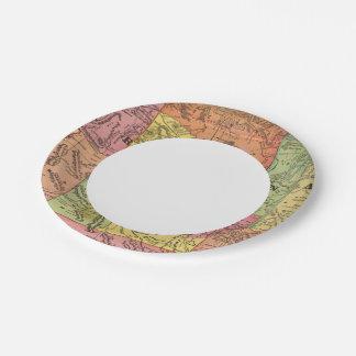 Arizona 6 paper plate