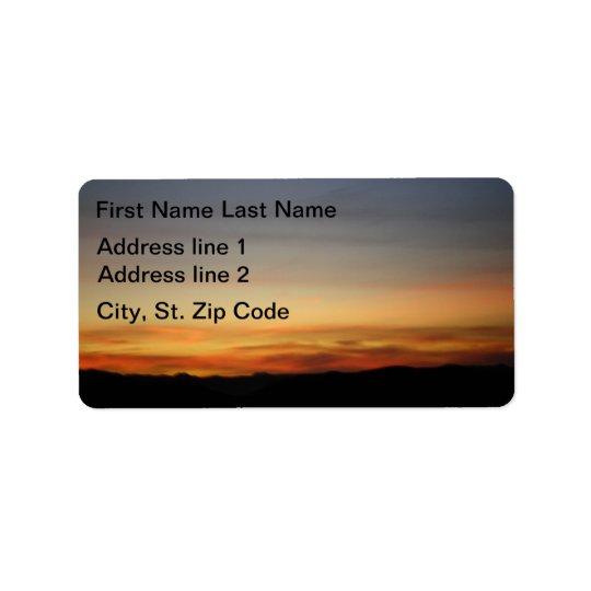 Arizona Address Labels
