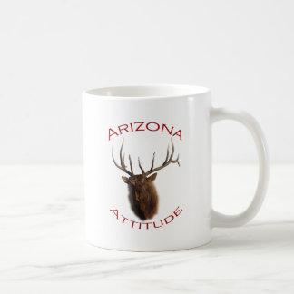Arizona Attitude Basic White Mug