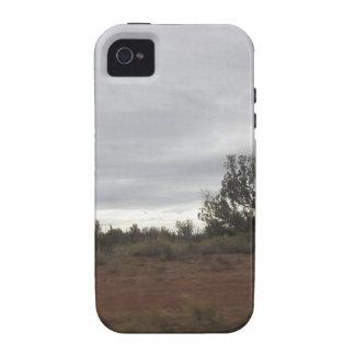 Arizona Autumn Desert iPhone 4 Cover