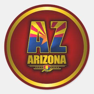 Arizona (AZ) Classic Round Sticker