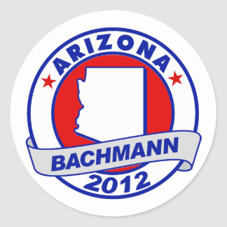 Arizona Bachmann Sticker