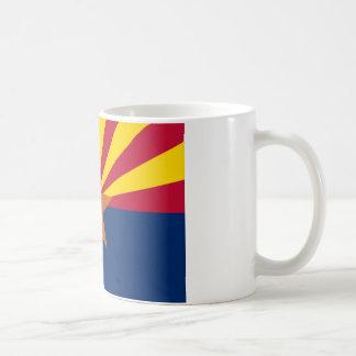 Arizona Basic White Mug