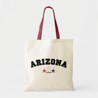 Arizona Block Tote Bag