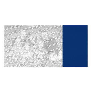 Arizona Blue Photo Card Template