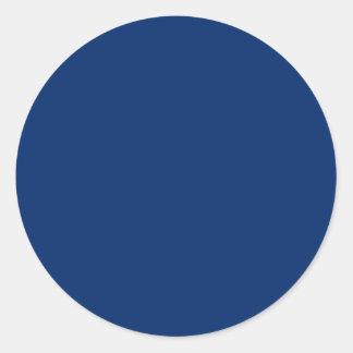 Arizona Blue Round Sticker