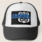 Arizona blue route 66 Customise it! Trucker Hat