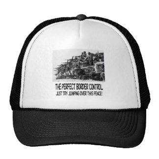 ARIZONA BORDER CONTROL MESH HATS
