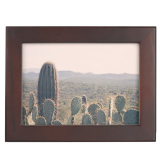 Arizona Cacti  | Keepsake Box