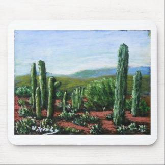 Arizona Cacti Mouse Pad