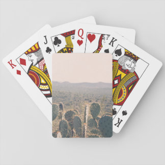 Arizona Cacti  | Playing Cards